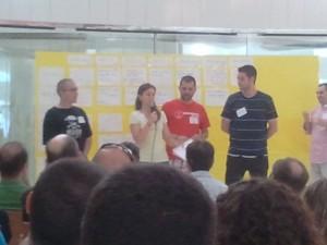 Presentación Charla CAS2012